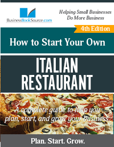 Start Your Own Italian Restaurant