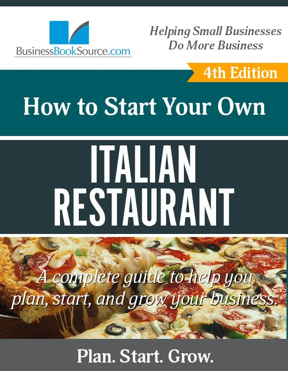 Start Your Own Italian Restaurant!