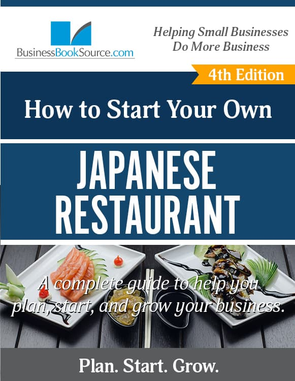 Start Your Own Japanese Restaurant!