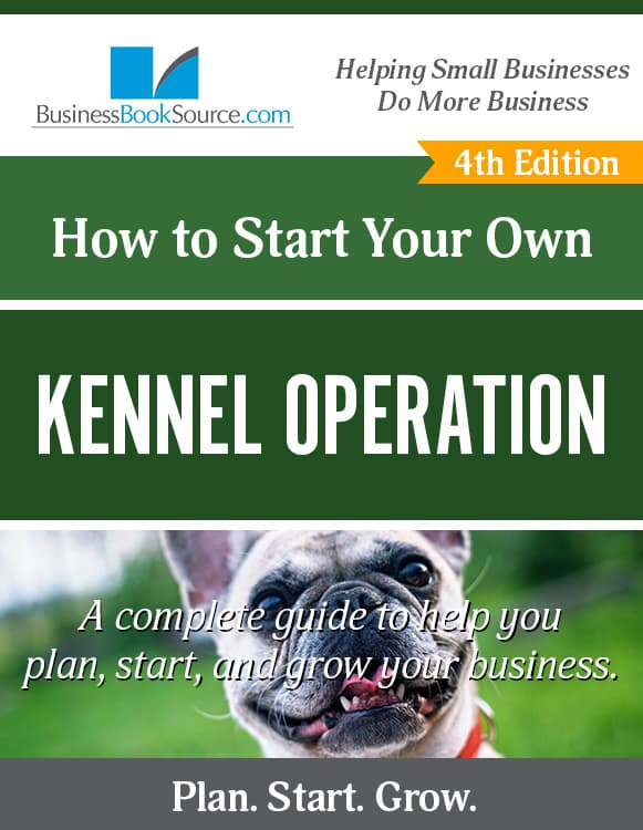 Start Your Own Kennel!