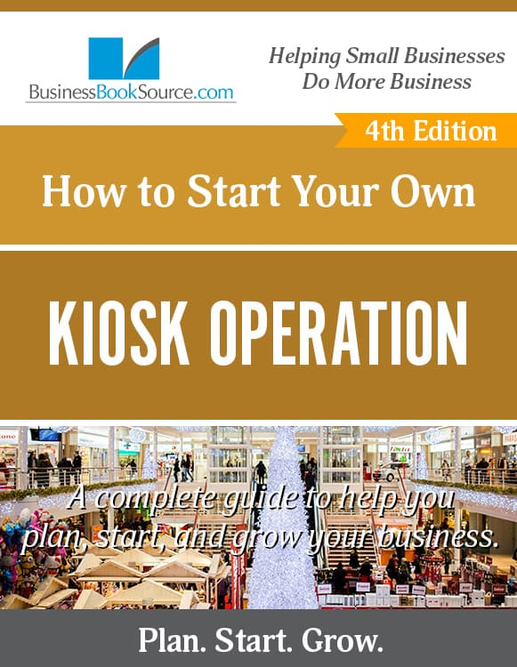 Start Your Own Kiosk Business!