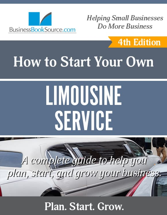 Start Your Own Limousine Company! eBook