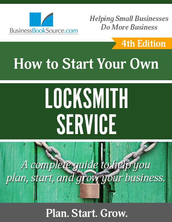 Start Your Own Locksmith Business