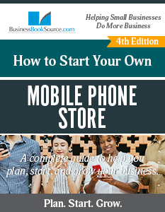 Start Your Own Mobile Phone Store!