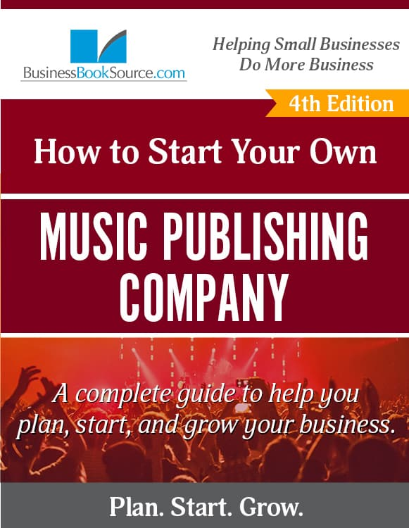 Start Your Own Music Publishing Company!