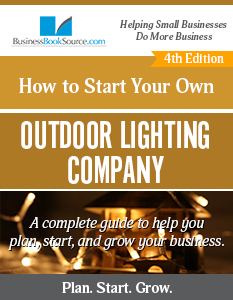 Start Your Own Outdoor Lighting Business!