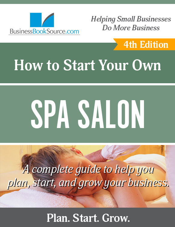 Start Your Own Spa Salon!
