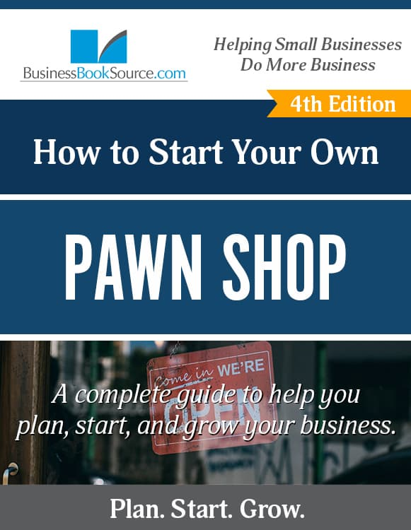 Start Your Own Pawn Shop!