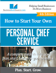 Start Your Own Personal Chef Business