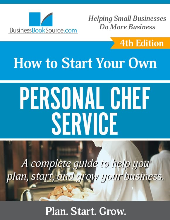 Start Your Own Personal Chef Service!