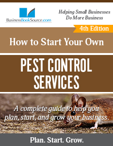 Start Your Own Pest Control Service