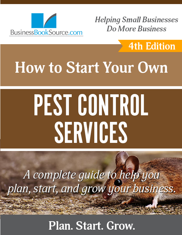 Start Your Own Pest Control Service!