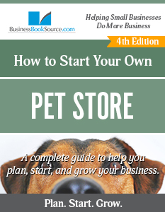 Start Your Own Pet Shop!