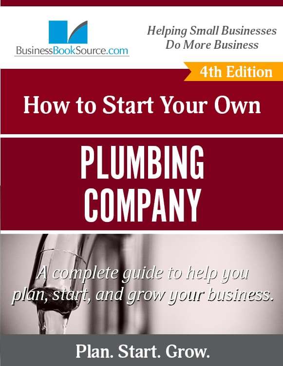 Start Your Own Plumbing Company! eBook