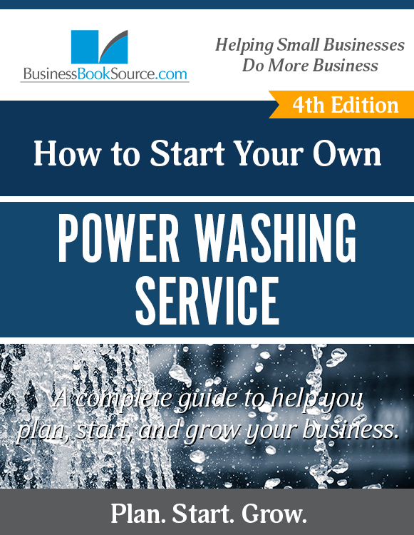 Start Your Own Power Washing Business!