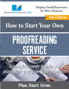 Start Your Own Proofreading Business