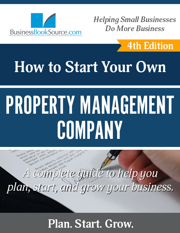 Start Your Own Property Management Company!