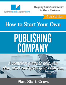 Start Your Own Publishing Company