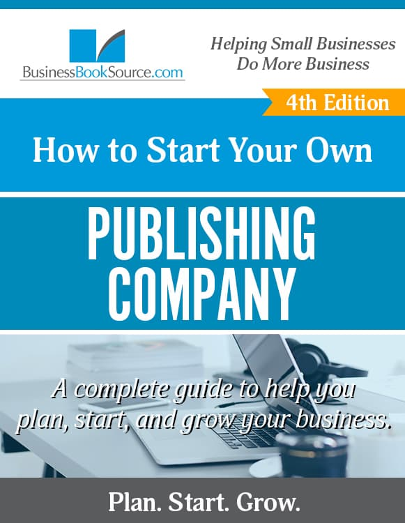 Start Your Own Publishing Company!