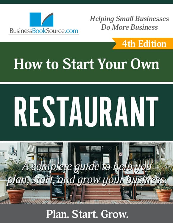 Start Your Own Restaurant!