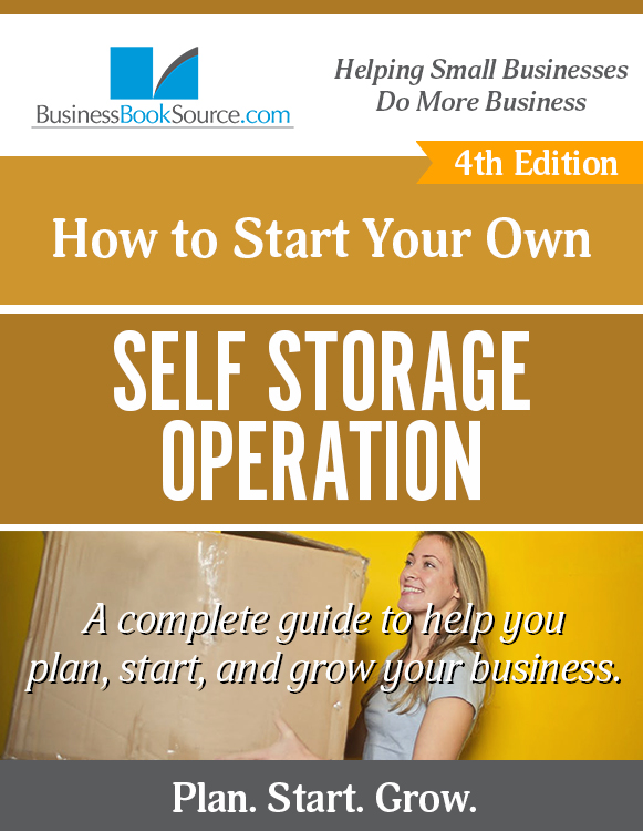 Start Your Own Self Storage Business! eBook