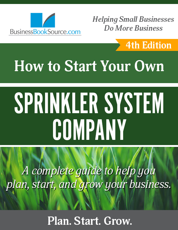 Start Your Own Sprinkler System Business!