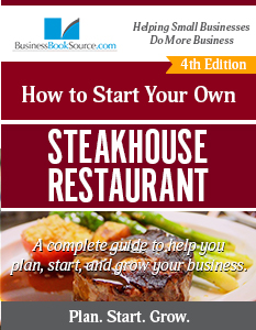 Start Your Own Steakhouse Restaurant