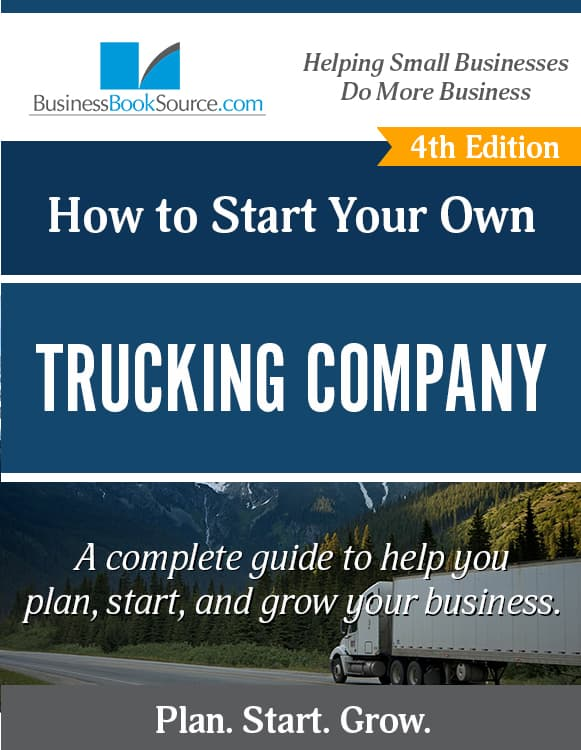 Start Your Own Trucking Company!