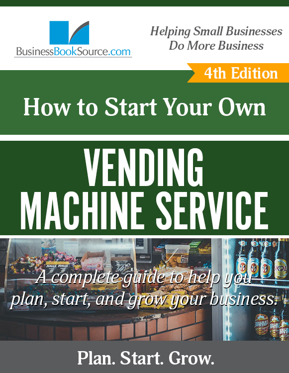 Start Your Own Vending Machine Business!