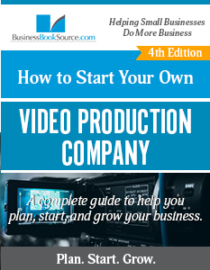 Start Your Own Video Production Company
