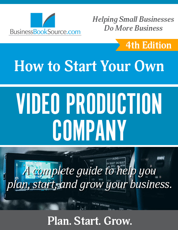 Start Your Own Video Production Company!