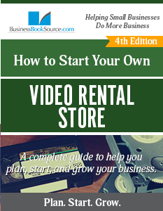 Start Your Own Video Rental Store