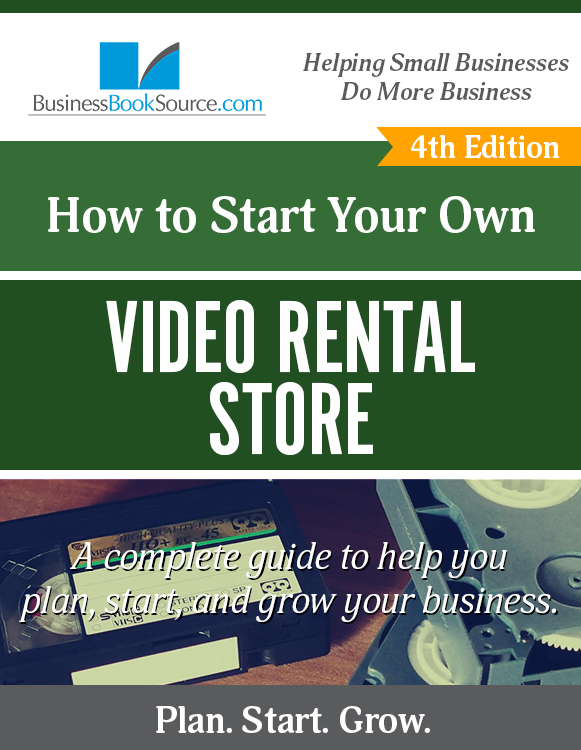 Start Your Own Video Rental Store!