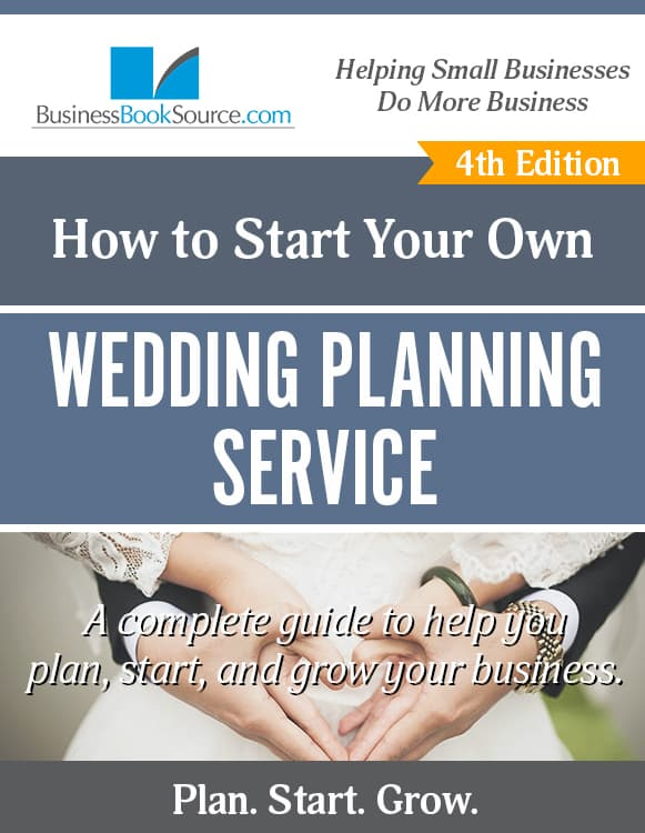 Start Your Own Wedding Consulting Business! eBook