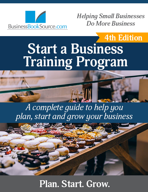 Start a Business Training Program