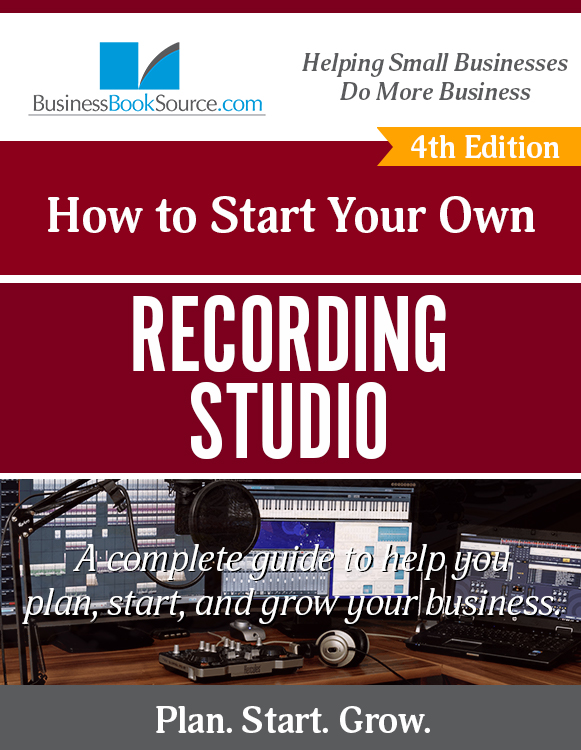 Start Your Own Recording Studio!