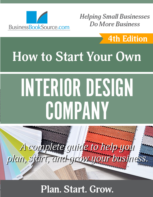 Start Your Own Interior Design Company!