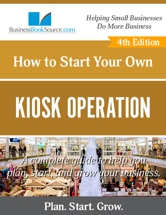 Start Your Own Kiosk Business