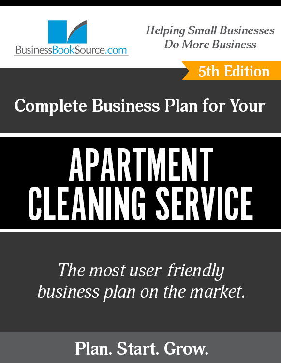 Apartment Cleaning Service Business Plan