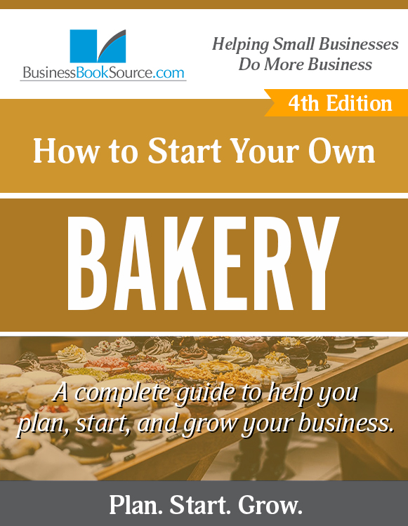 Start Your Own Bakery