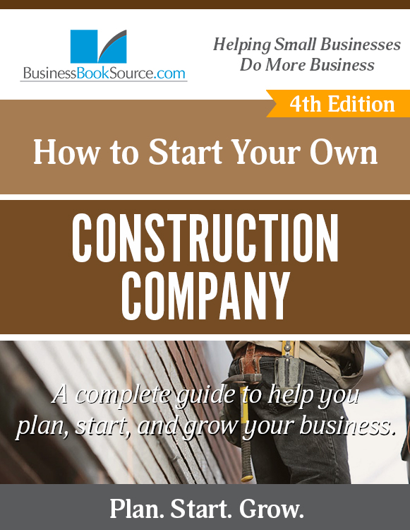 Start Your Own Construction Company
