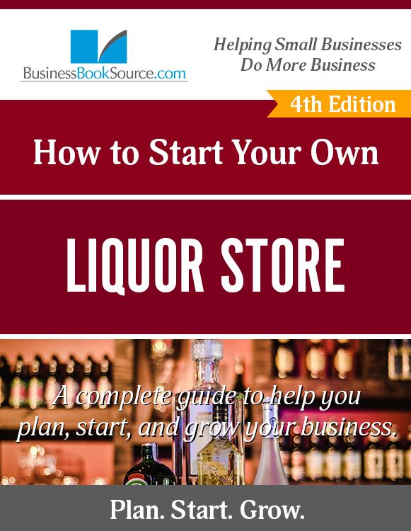 Start Your Own Liquor Store!
