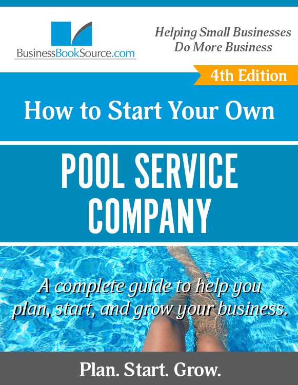 Start Your Own Pool Service Company
